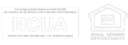 NCUA Insured and Equal Housing Opportunity